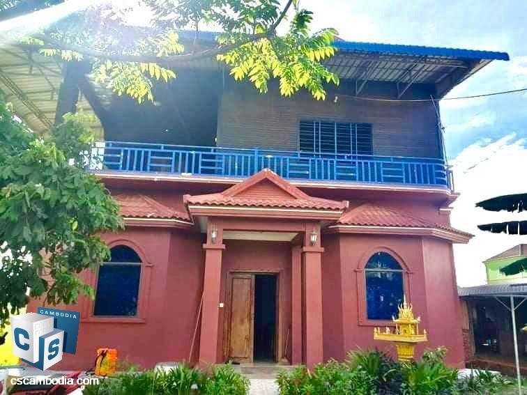 House For Sale In Chreav-Siem Reap